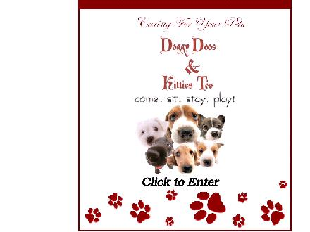 Doggy Doos & Kitties Too (403-346-4633) - Website thumbnail - http://www.doggydoosandkittiestoo.ca