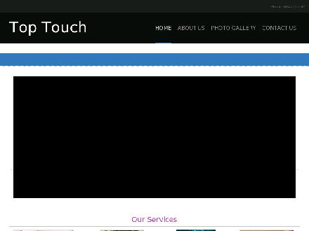 Top Touch Beauty Salon (India) Inc (604-572-7749) - Onglet de site Web - http://www.toptouch.ca