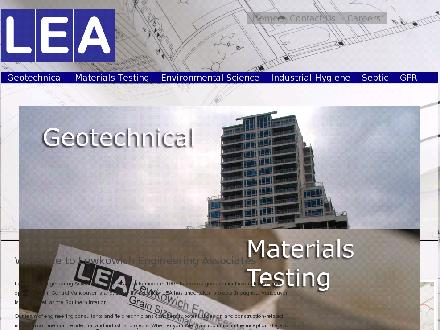 Lewkowich Engineering Associates Ltd (250-756-0355) - Onglet de site Web - http://www.lewkowich.com