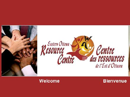 Home and Community Support Program (613-741-6025) - Onglet de site Web - http://www.eorc-gloucester.ca