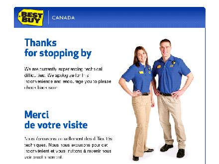 Bestbuy.ca - Onglet de site Web - http://www.bestbuy.ca