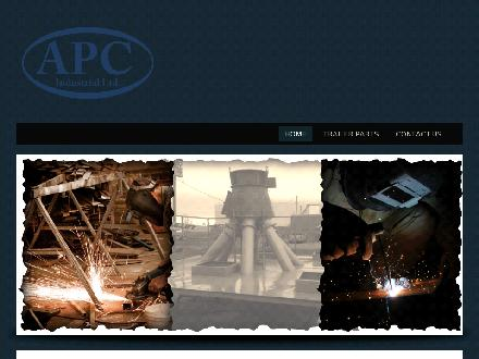 Apc Industrial Ltd (403-380-8885) - Onglet de site Web - http://www.apcindustrial.ca