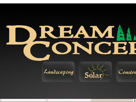 Dream Concepts Landscaping & Construction (905-961-7383) - Website thumbnail - http://www.dreamconceptsgroup.ca