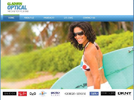 Gladwin Optical Inc (604-557-7580) - Website thumbnail - http://www.gladwinoptical.com