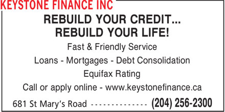 ... Debt Consolidation Equifax Rating Call or apply online - www