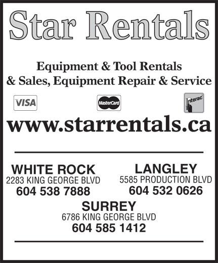 Ads Star Rentals