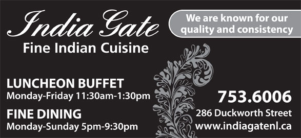 India Gate Restaurant (7097536006) - Annonce illustrée======= -