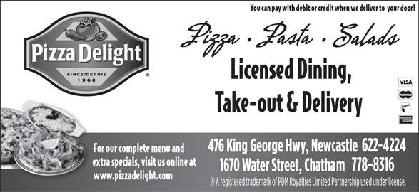 Pizza Delight (5067788316) - Annonce illustrée======= -