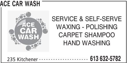 Self Serve Car Wash Vancouver