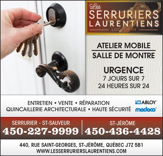 Serrurier st sauveur horaire d 39 ouverture 440 rue for Domon st eustache heure d ouverture