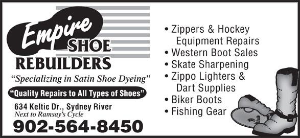 Empire Shoe Repair Sydney