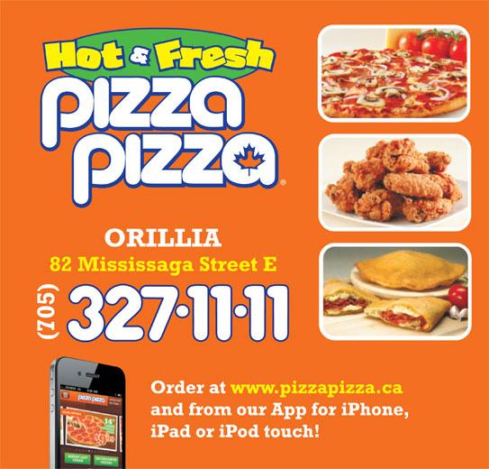 Pizza Pizza (7053271111) - Annonce illustrée======= -