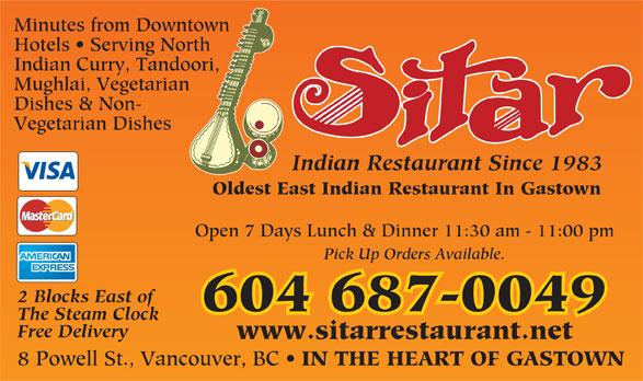 ad Sitar Restaurant