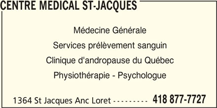 ad Centre Medical St-Jacques