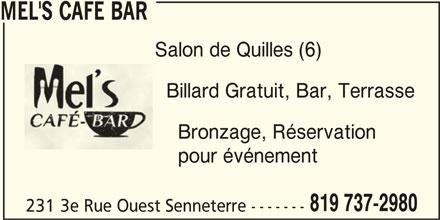 Salon de quilles la rencontre senneterre qc 231 3e for Salon de bronzage