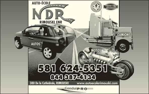 ecole de conduite automobile n d r enr rimouski qc 380 av de la cath drale canpages fr. Black Bedroom Furniture Sets. Home Design Ideas
