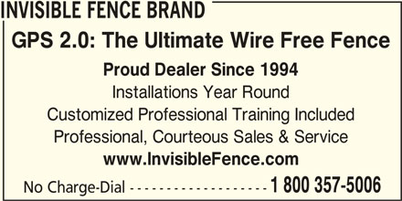invisible fence brand opening hours 25 sideroad meaford on