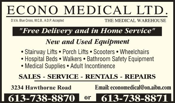 Ads Econo-Medical Ltd
