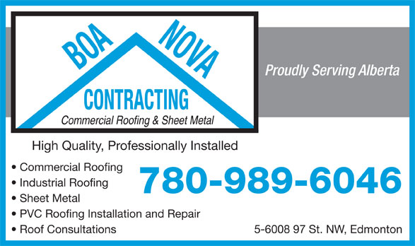 ad Boa Nova Contracting Ltd