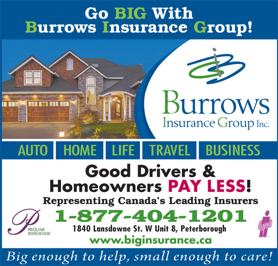 Burrows Insurance Group Inc