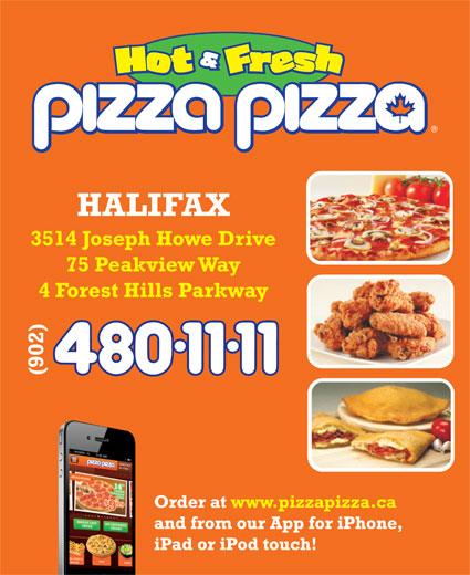 Pizza Pizza (9024801111) - Annonce illustrée======= -