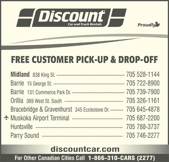 Discount Car Rental Midland